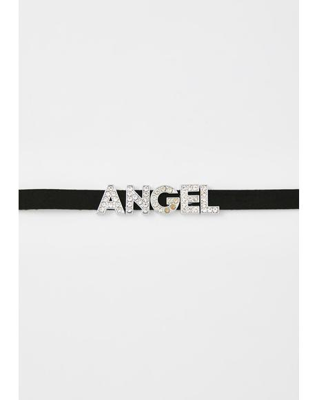 You Can Call Me Angel Choker
