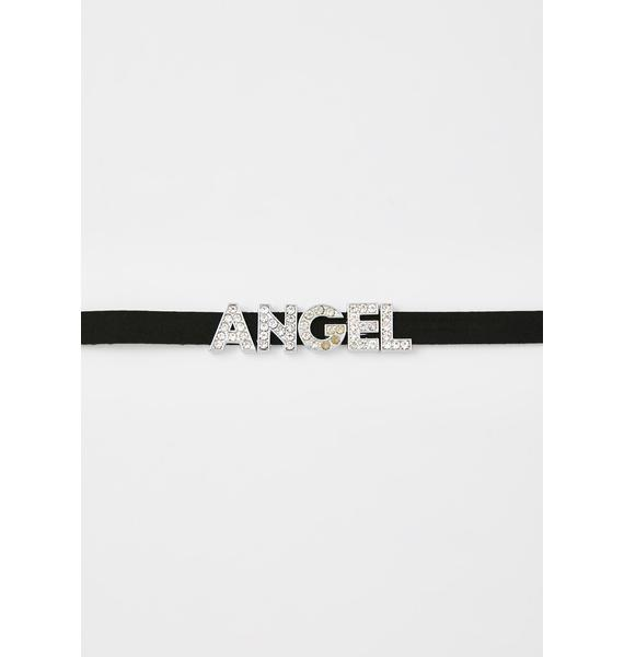 You Can Call Me Angel Choker