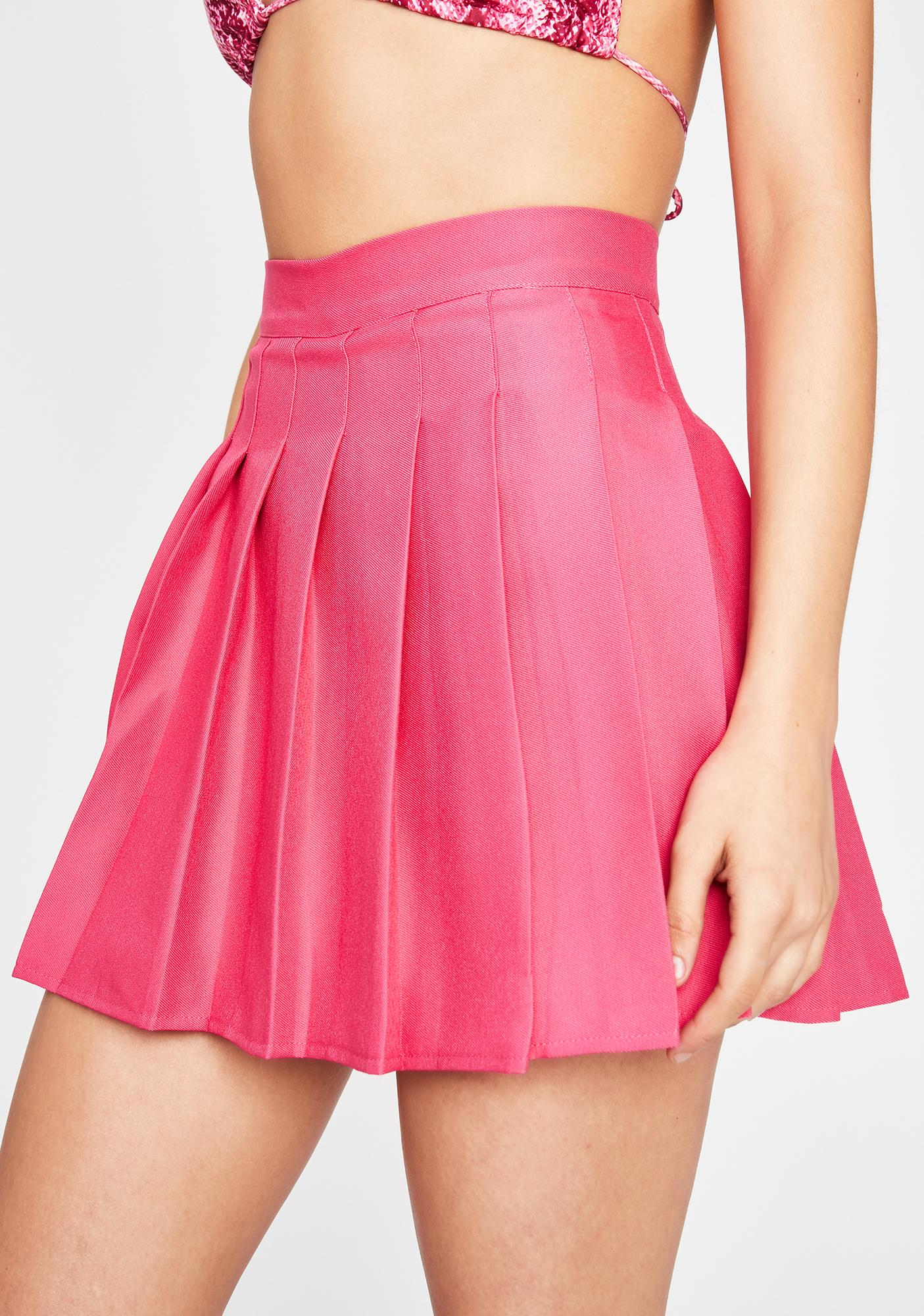 Lolly Just Like Candy Pleated Skirt