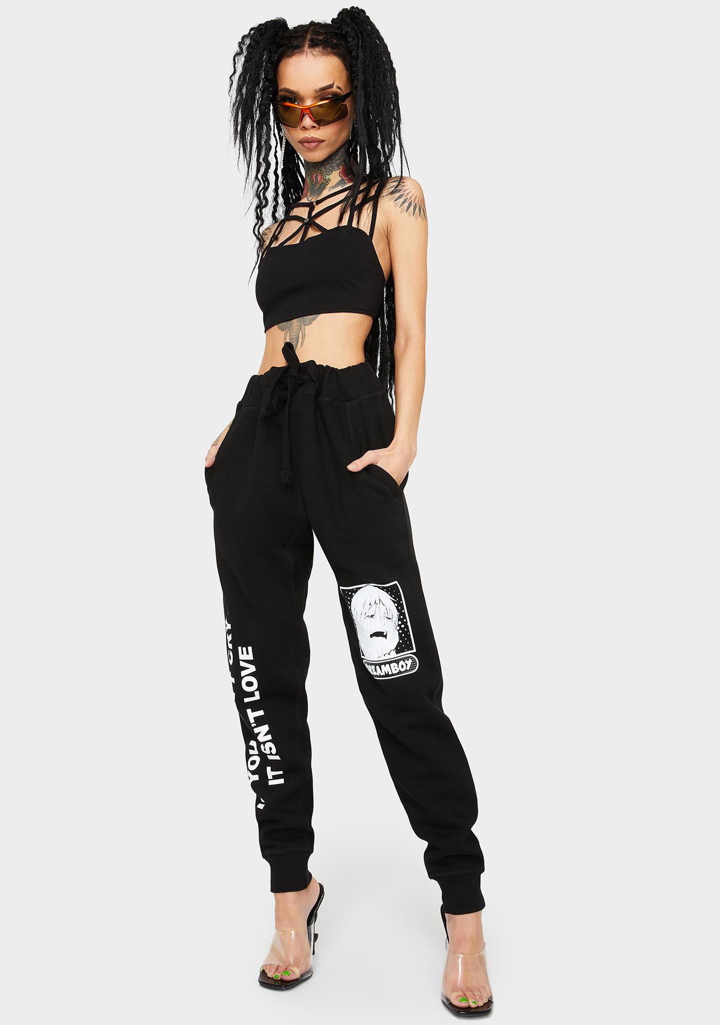 Dream Bandits Australia Ready Set Go Crop Top