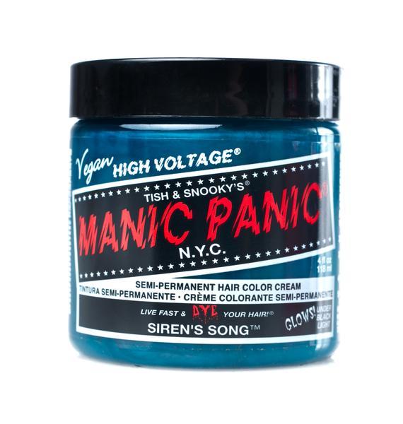 Manic Panic Siren's Song High Voltage Hair Dye