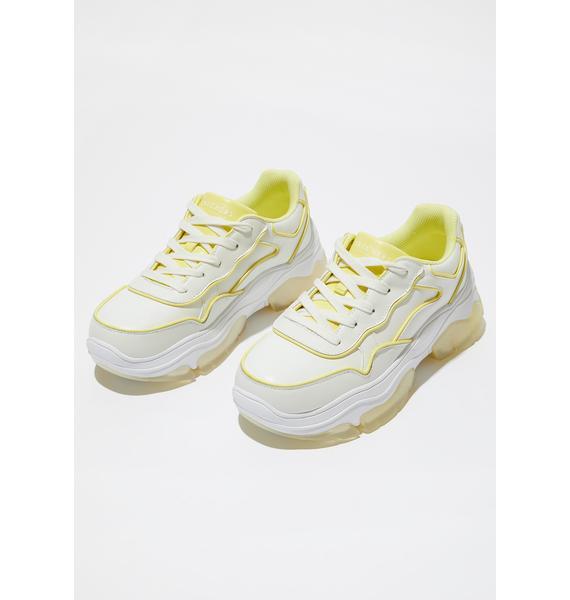 Skechers City Mist Amp'd Sneakers