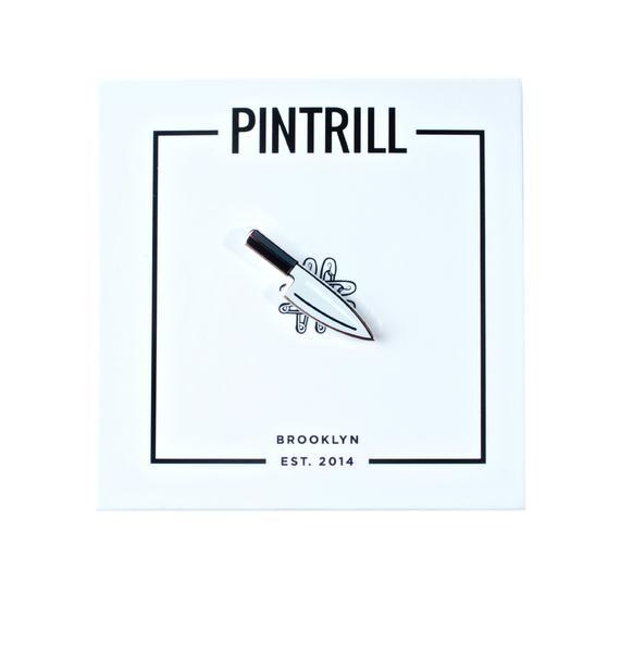 Pintrill Knife Pin
