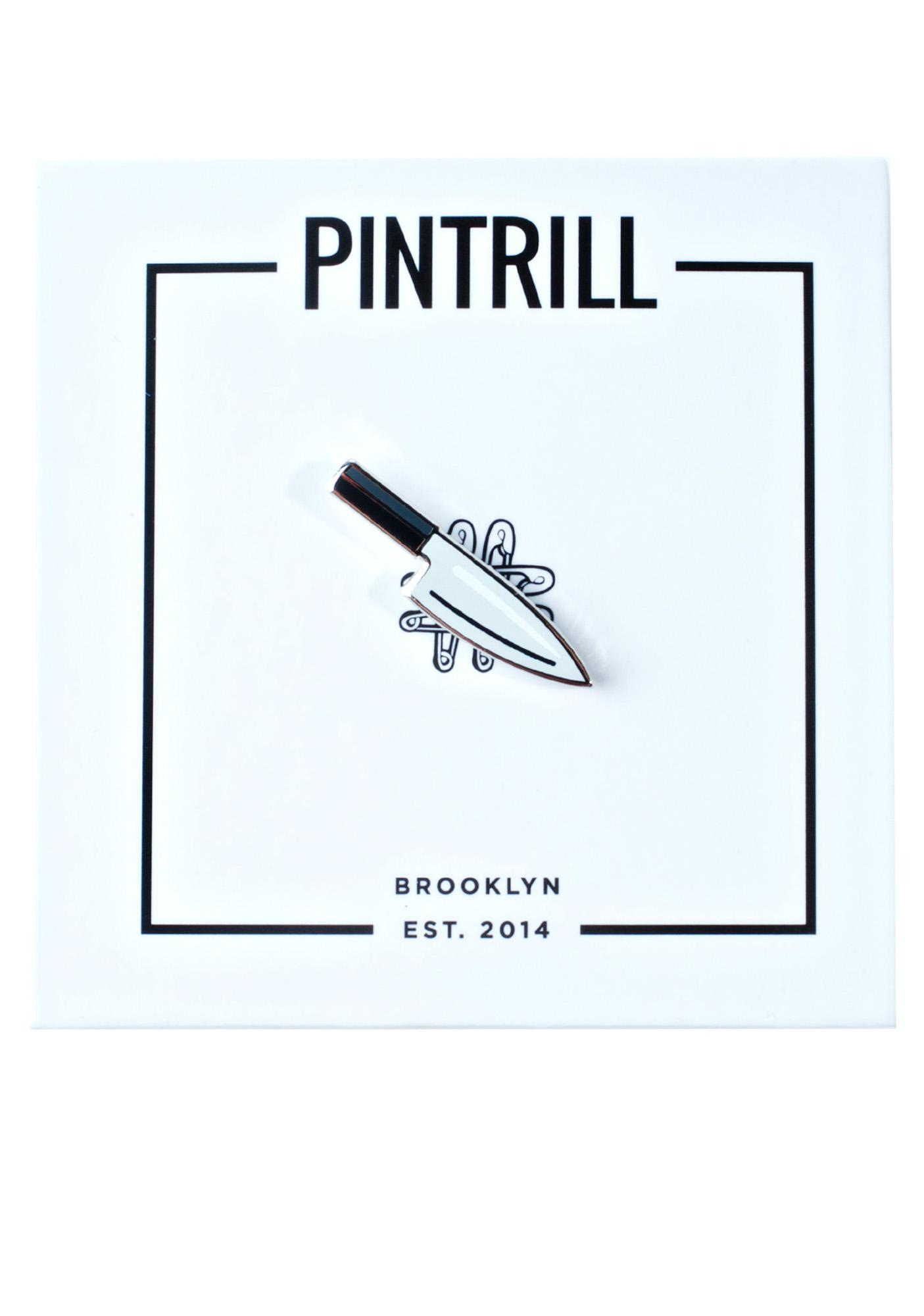 Pintrill Knife Pin