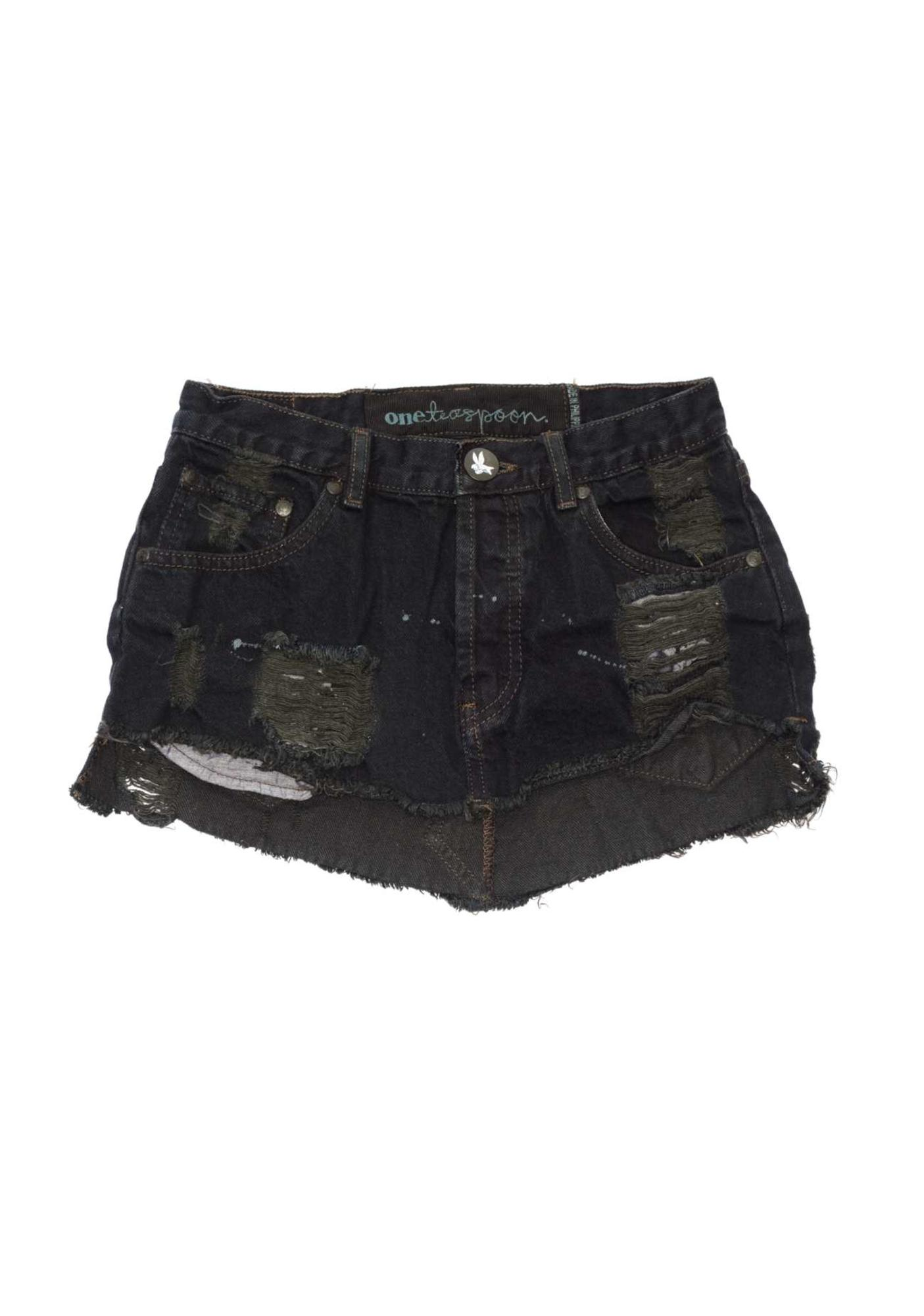 e Teaspoon Junkyard Mini Skirt