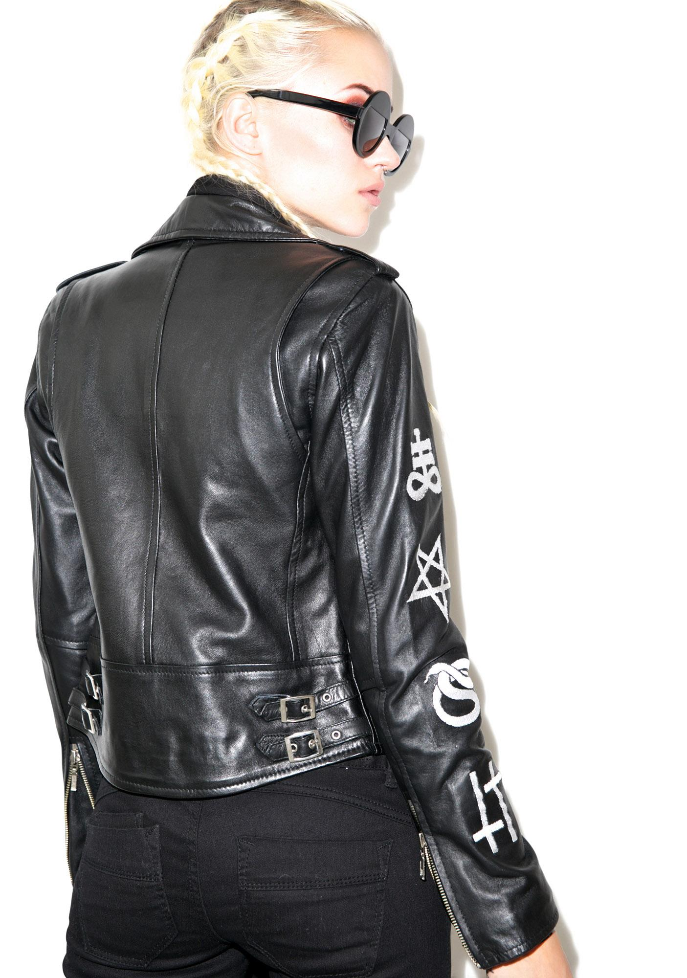 Killstar Sigil Jacket