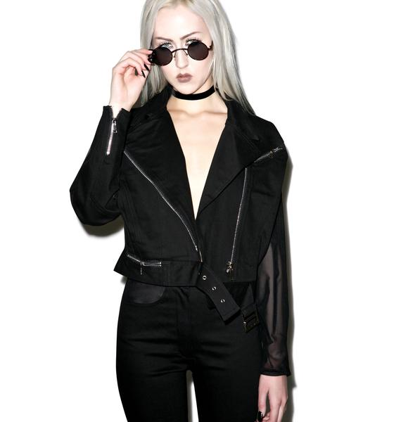 Widow Shadow Play Jacket