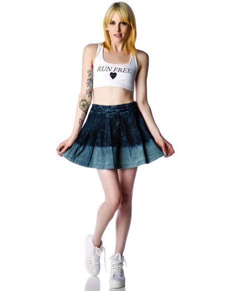 Acid Dip Skirt