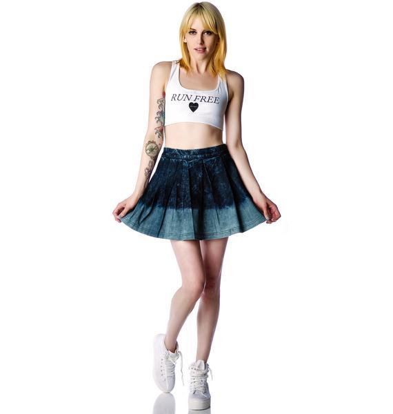 Kill City Acid Dip Skirt