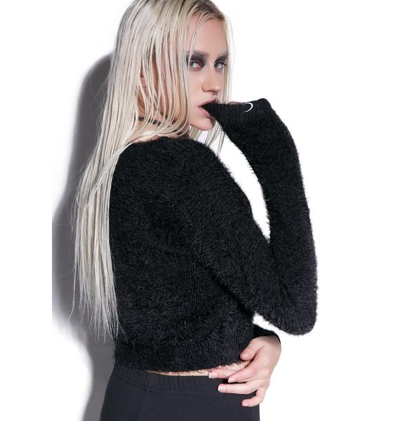 Killstar Dropout Dead Sweater