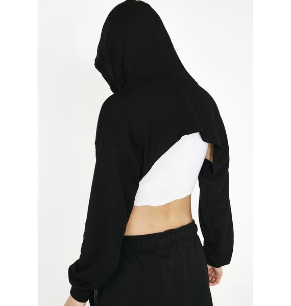 Wicked One And Only Shrug Hoodie