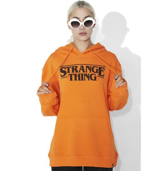 Illustrated People Strange Thing Hoodie