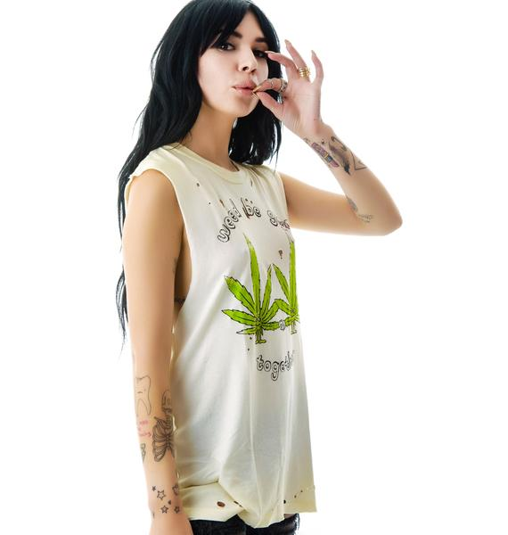 UNIF Weed Be Good Together Tank