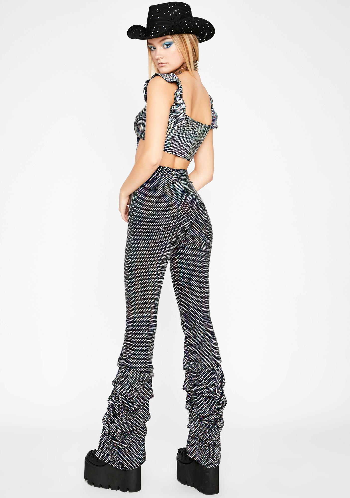 Dirty Disco Flare Pants