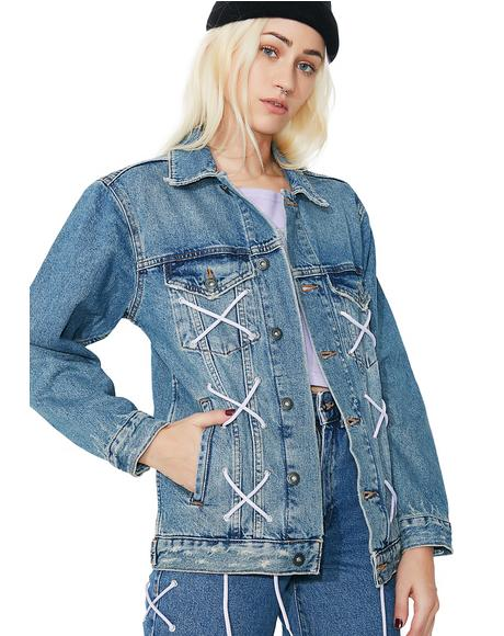 Exile Denim Jacket