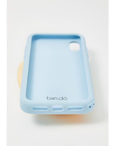 iPhone X/XS Croissant Case