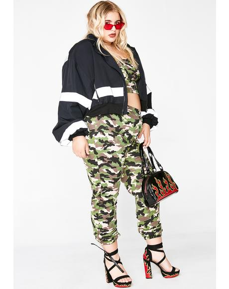 Kush Im Just Sayin Camo Set