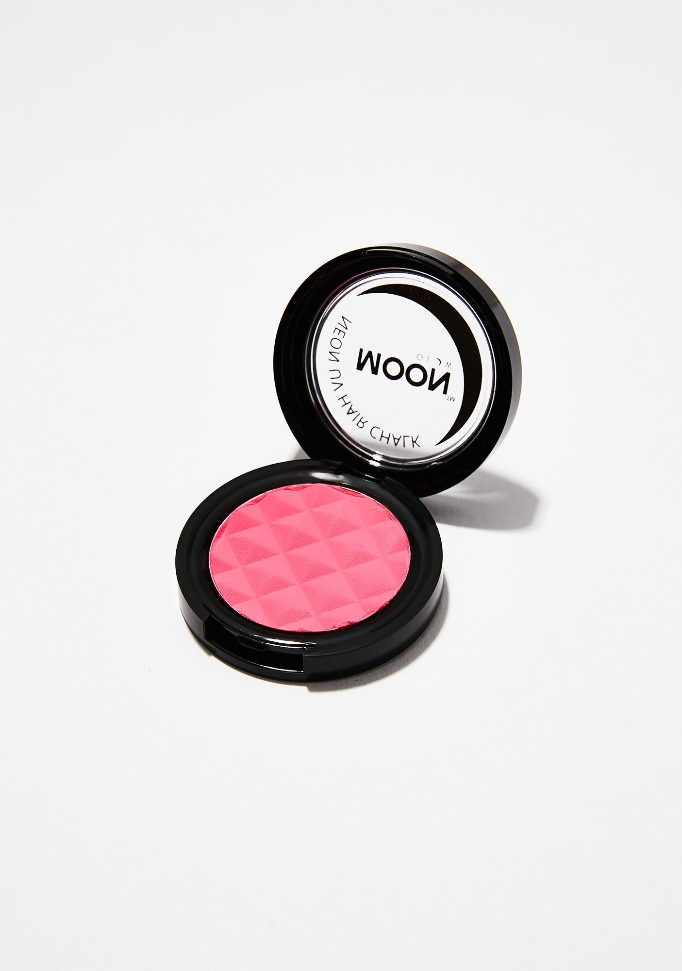 Moon Creations Neon Intense Pink UV Hair Chalk