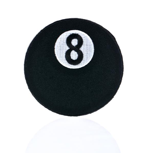 Magic 8 Ball Patch