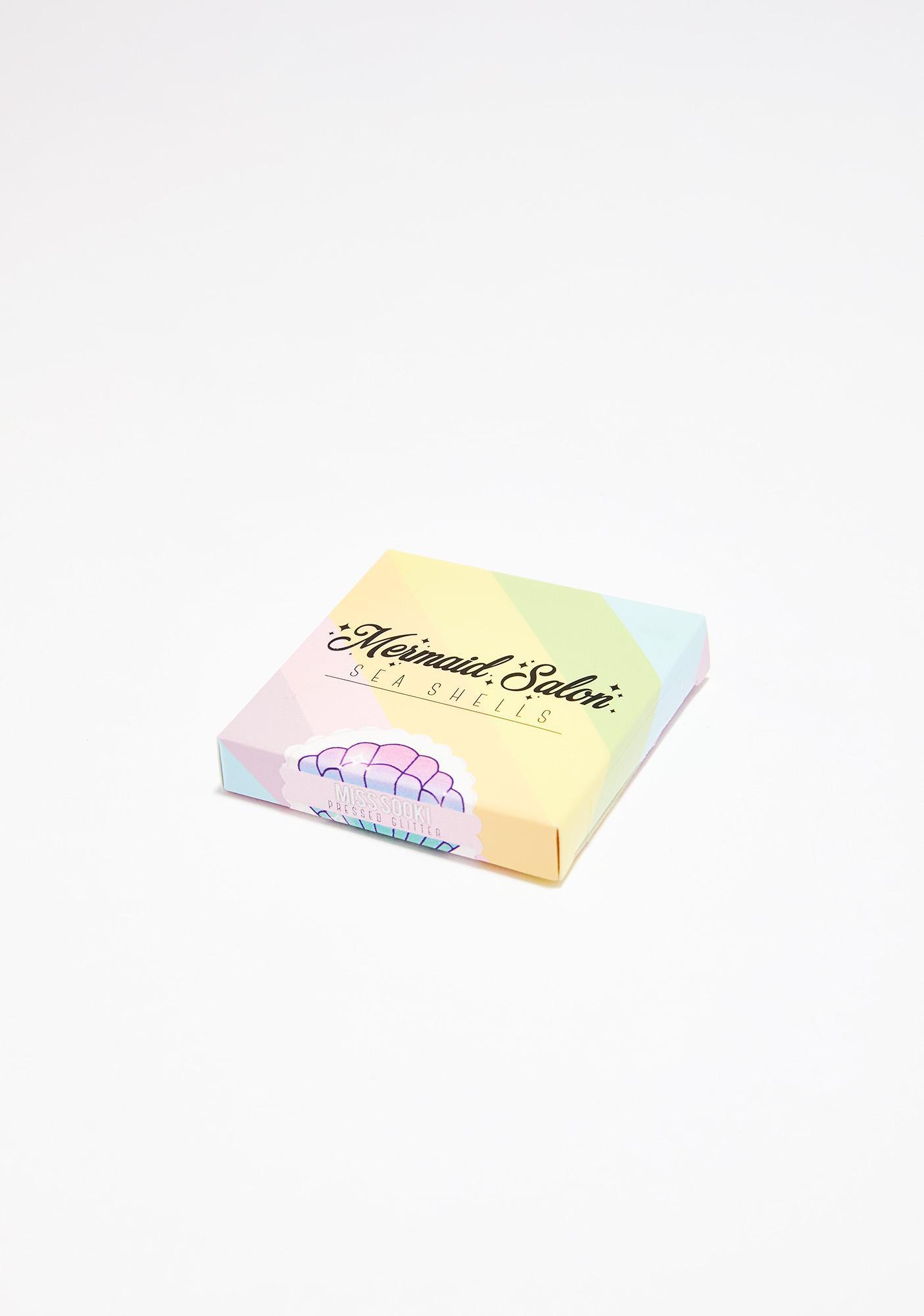 Mermaid Salon Miss Sooki Glitter Seashell