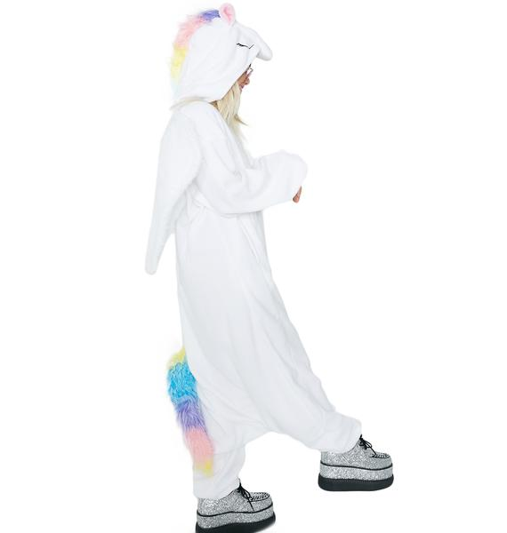 Sazac Pegasus Kigurumi