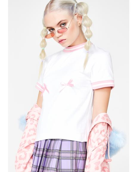 Bow Boob T-Shirt