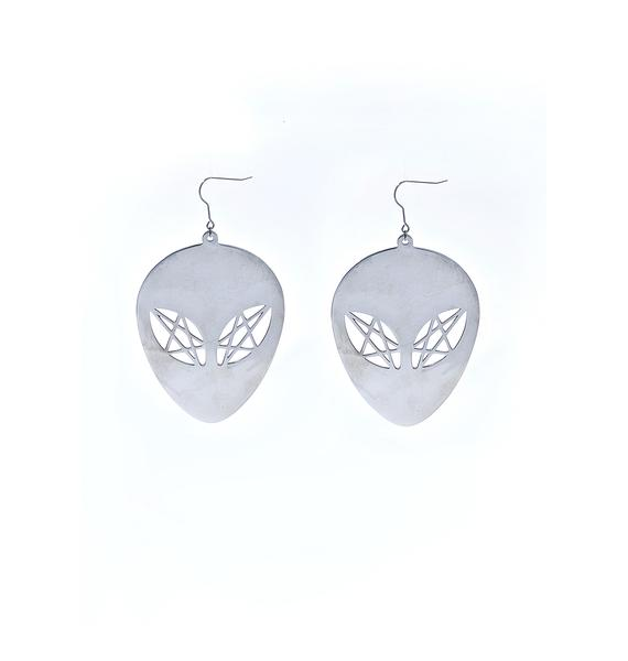 Killstar Earthlings Earrings