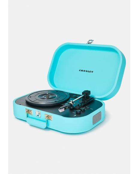 Discovery Turntable Record Player