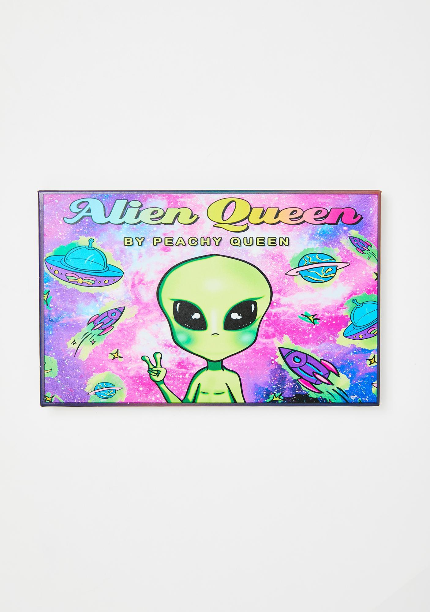Peachy Queen Alien Queen Eyeshadow Palette