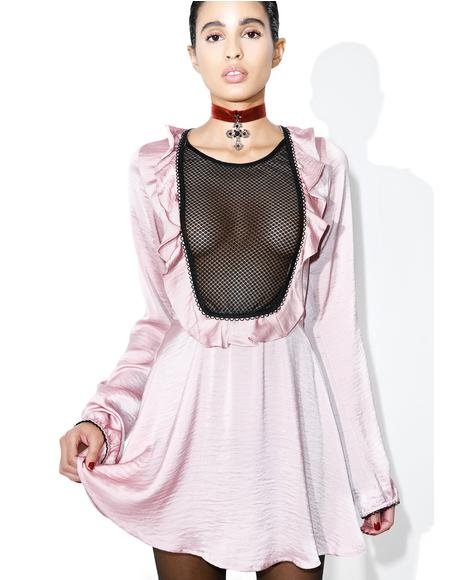 Adriana Lace Nightgown