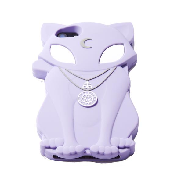 Killstar Lilac Beltane Phone Case