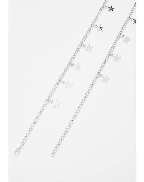 Star Quality Chain Belt