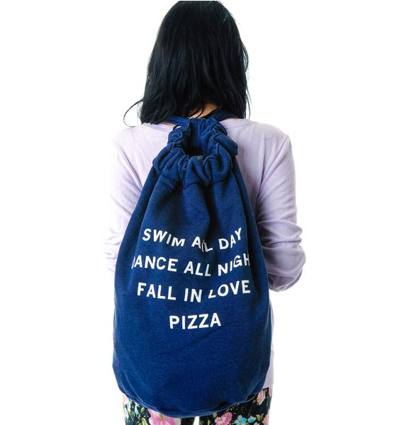 Wildfox Couture Pizza Party Roadtrip Bag