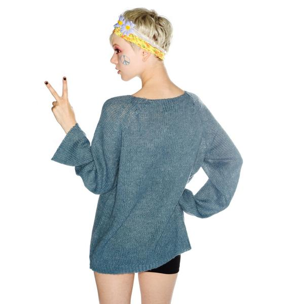 Wildfox Couture Imagine Penny Lane Sweater