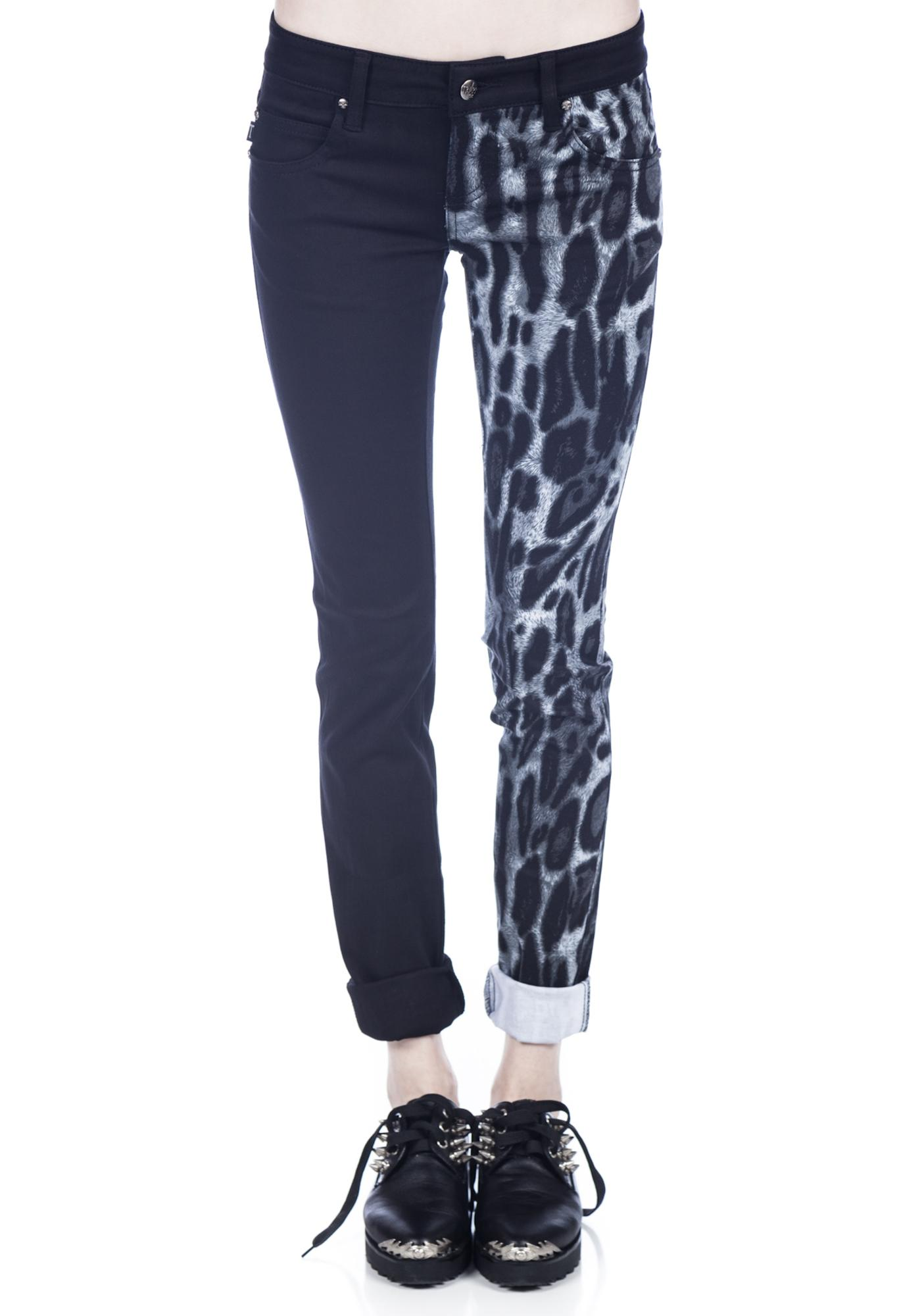 Tripp NYC Jaguar Split Leg Jeans