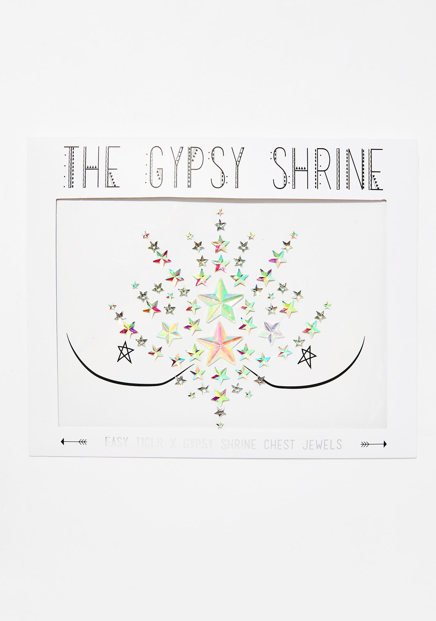The Gypsy Shrine Reach For The Stars Body Jewel