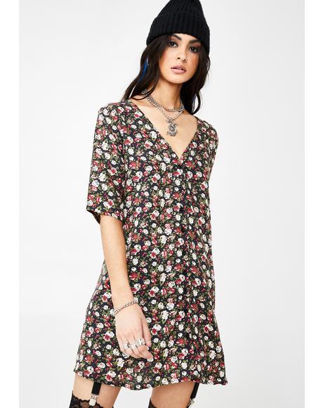 Rosella Shift Dress