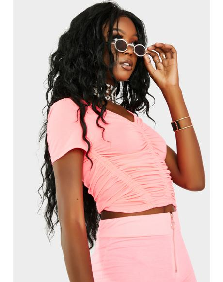 Sweet Afterthought Crop Top