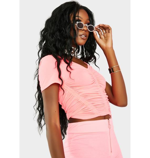 Kiki Riki Sweet Afterthought Crop Top