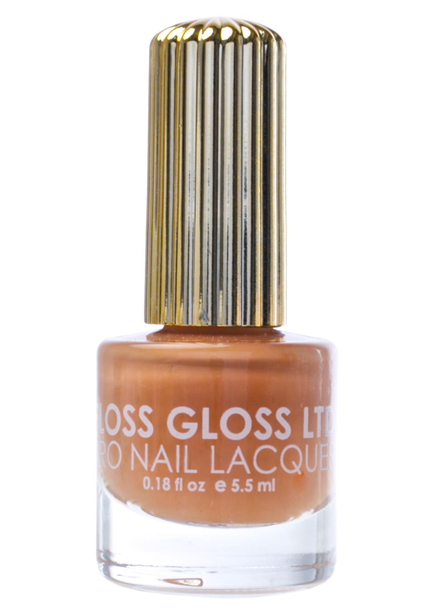 Floss Gloss Tanlines Nail Polish