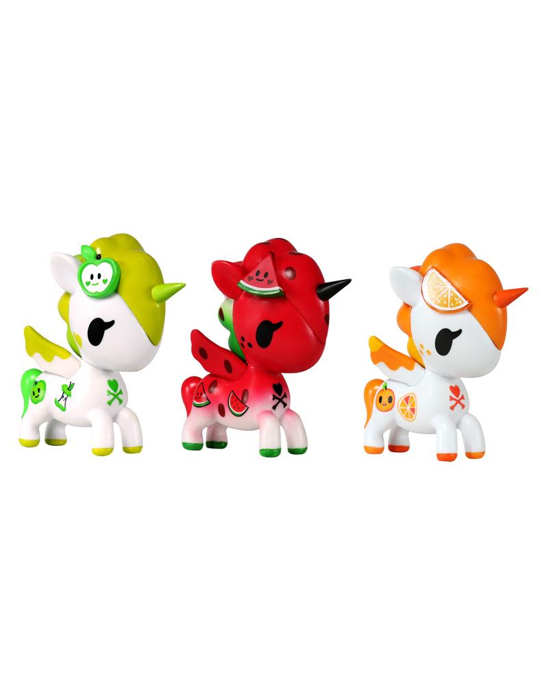 Tokidoki Unicorno Fruit 3 Pack