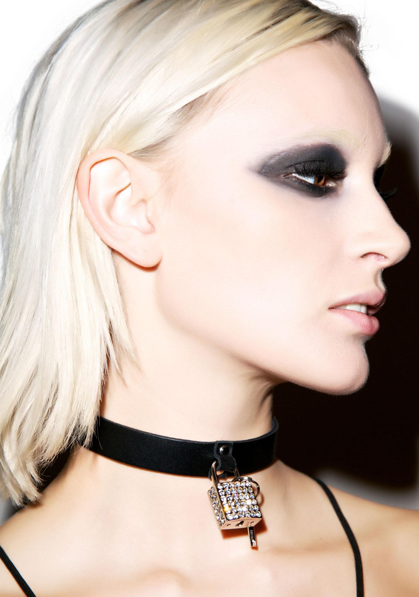 Club Exx Luv Lockdown Choker