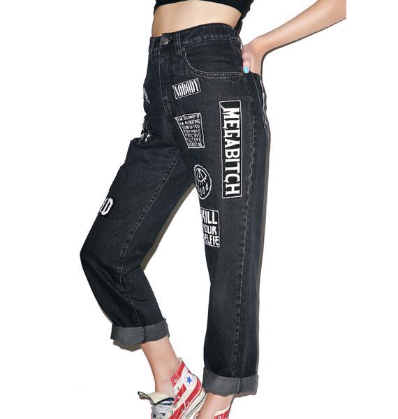 Disturbia Mosh Jeans