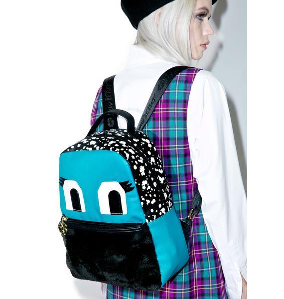 Betsey Johnson Eyeful Backpack