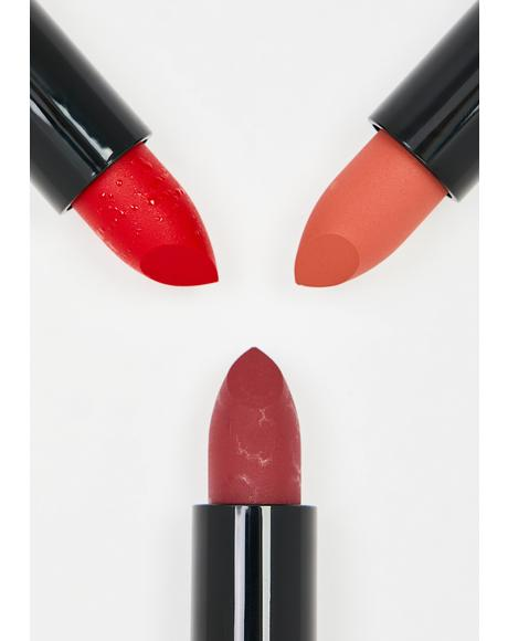 Holiday Matte Lipstick Set