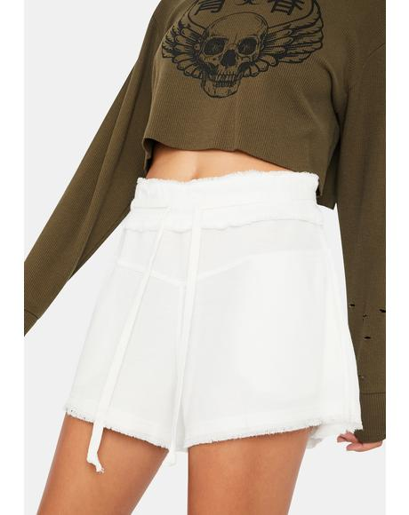 Up And Fly Comfy Lounge Shorts