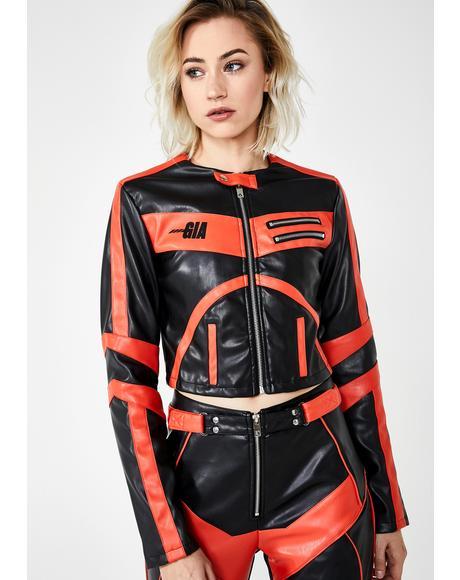 Octavia Moto Jacket