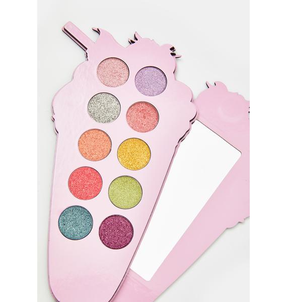 Bombshell Cosmetica Strawberry Milkshake Eyeshadow Palette
