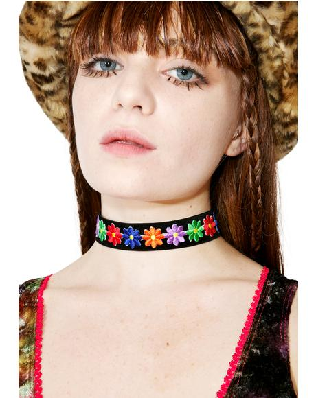 The Wild Thing Choker