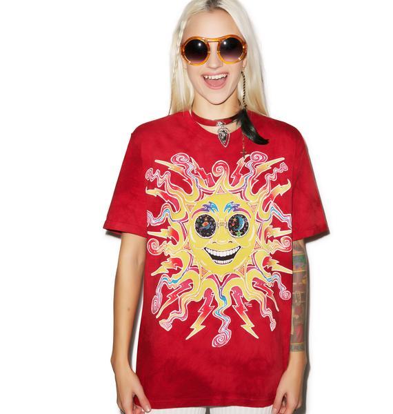 Batik Sun Tee